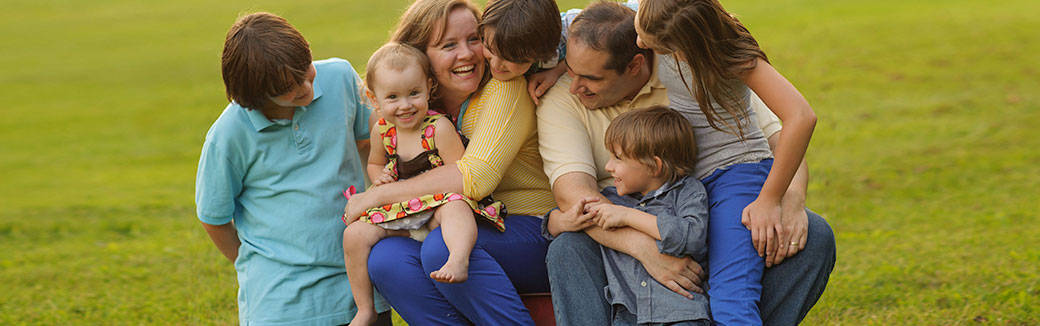 Special needs blended family