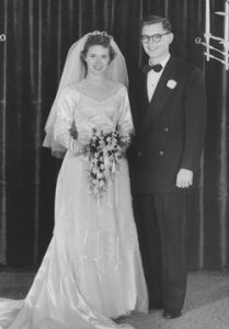 Cleve and Ron's Wedding Day
