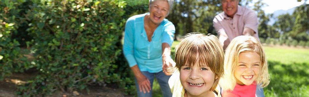 Grandparents spiritual legacy