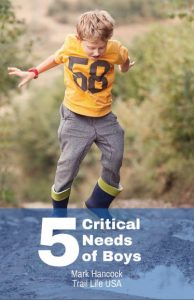 5 Critical Needs of Boys cover