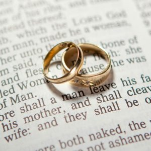 A Christ Centered Wedding 1