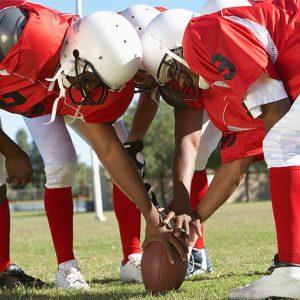 Adopting The Football Team