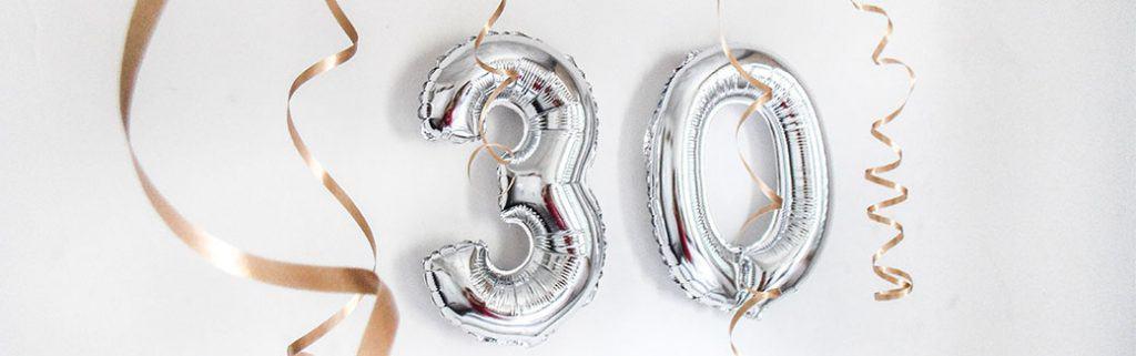 Taylor Swift 30th birthday