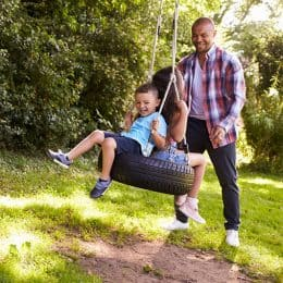 The Importance Of Having Fathers