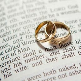 What Does The Bible Say About Homosexuality 1