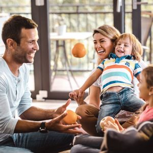 Self Control And Blended Families 1