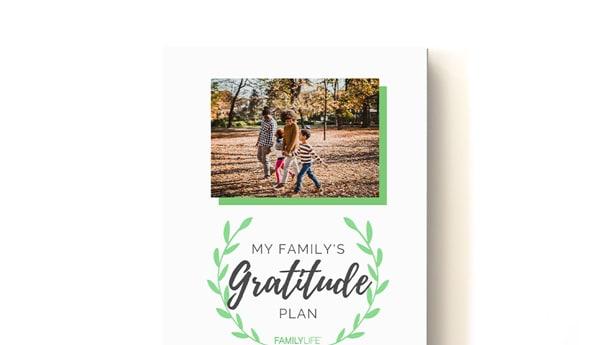 Do you have an attitude of gratitude?