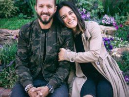 Levi And Jennie Lusko