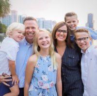 David-Robbins-family